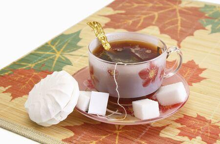 zephyr: Cup of tea and zephyr