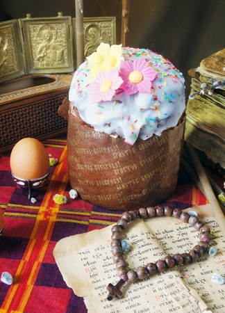 holiday prayer book: El tradicional Bodeg�n del Pascua cristiana