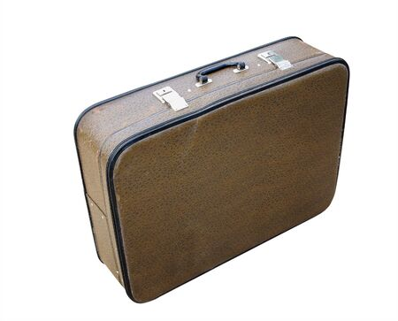 Old suitcase Stock Photo - 10299877