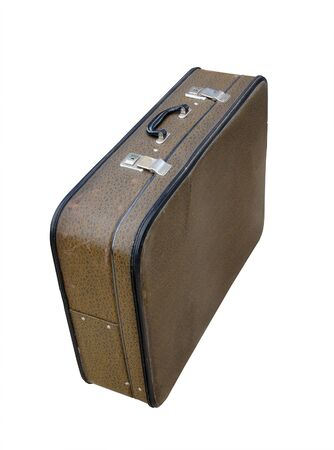 Old suitcase Stock Photo - 10300293