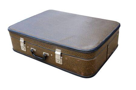 Old suitcase Stock Photo - 10299868