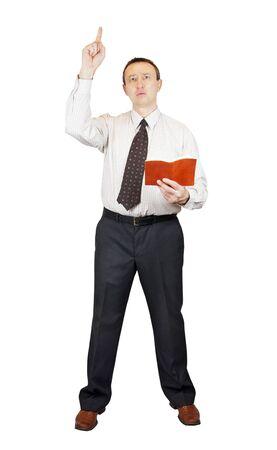 missionary: Speaking preacher