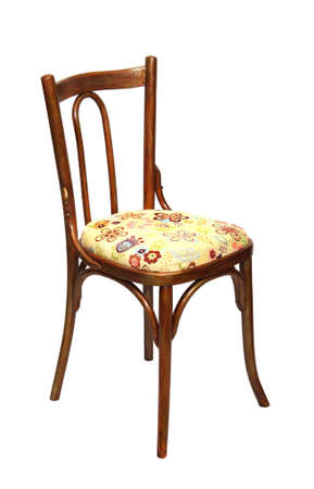 Old wooden chair Stock Photo - 12894156