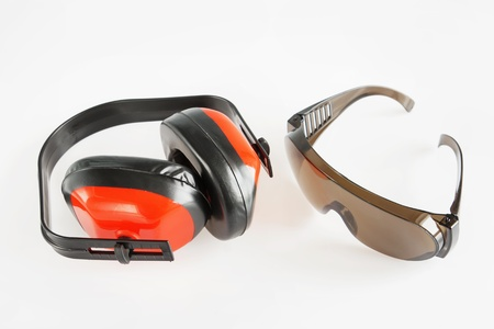 ear muffs: Ear Muffs And Protective Glasses
