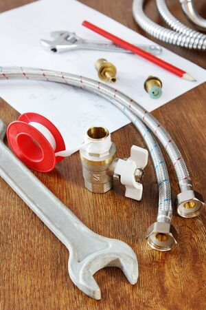 spare parts: Spare parts and work tools for water supply