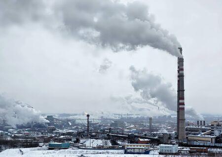 paesaggio industriale: Paesaggio urbano industriale