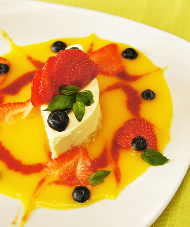 dulcet: Cheesecake