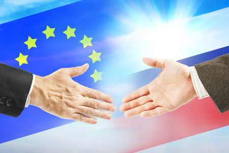 International policy. Friendly relations between Russia and European Union