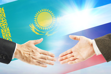 Friendly relations between Kazakhstan and Russia. International policy and diplomacy