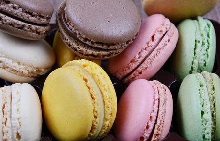 macaron: Macaron Stock Photo