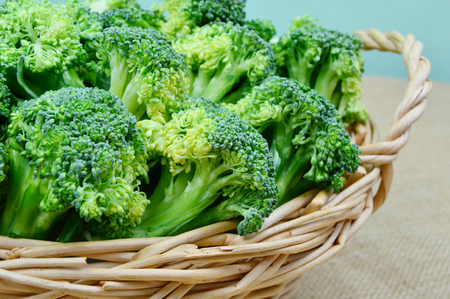 Health Benefits of Broccoli.