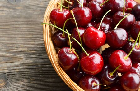 Cherry is a fruit helps you sleep better.