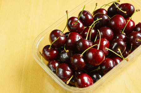 Cherries are very high in potassium