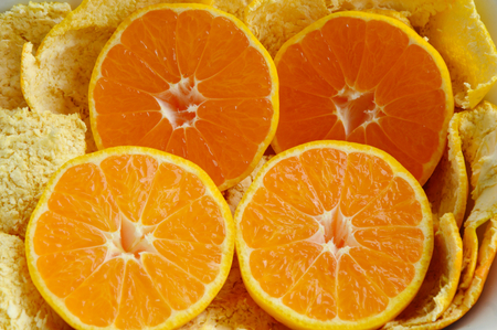 clementines: Clementines, orange or citrus with Peel for Homemade air freshener and other.