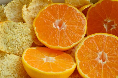 Clementines, orange or citrus with Peel for Homemade air freshener and other.
