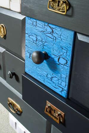 handles and doors Standard-Bild