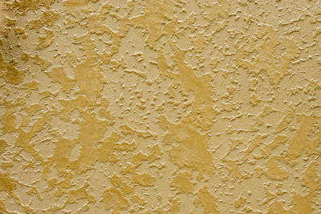 colored plaster with coating