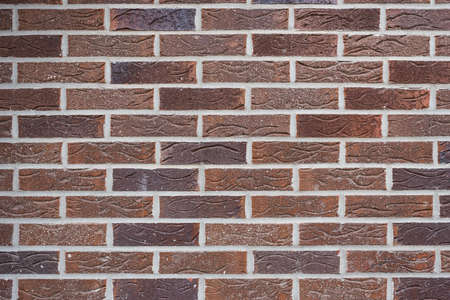 brown facing brick