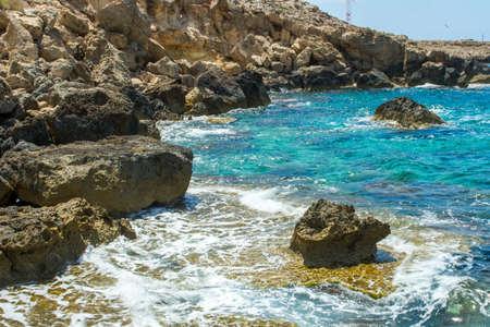 Bay Mediterranean Sea