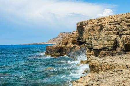 Bay of Mediterranean Sea