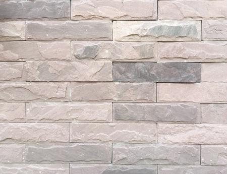 tabulate: brick wall Stock Photo