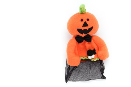 Trick halloween ghost caddy doll photo
