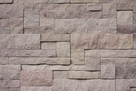 postmodern: Contemporary and Luxury style marble brick wall pattern background Stock Photo