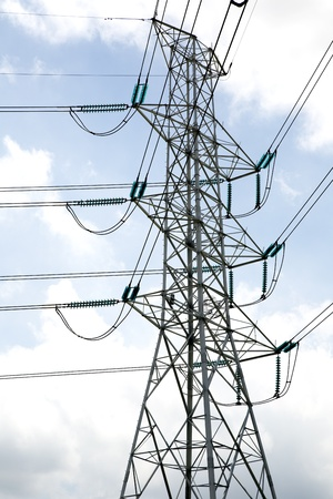 Power Line  Stock Photo - 20729629