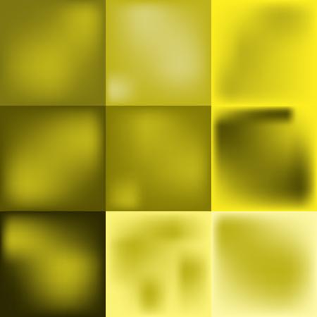 Yellow-black color spots. Pattern.