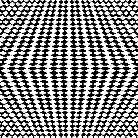 opt: Optical illusion - abstract vector illustration for graphic design