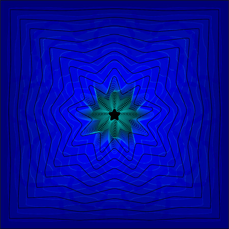 The wave of optical illusion. Background, protective mesh. rasterized image
