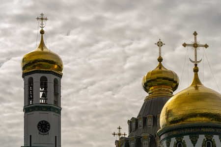 New Jerusalem Monastery 写真素材