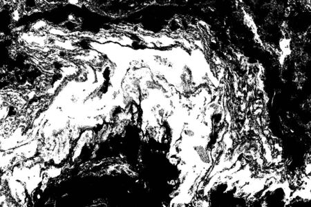 Black and white abstract texture. Decorative background.