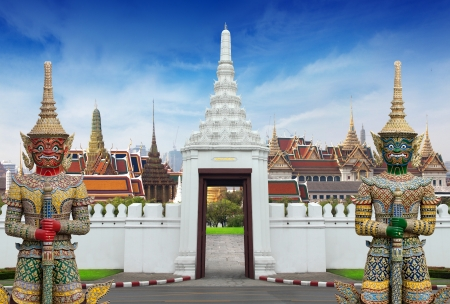 Travel concept, Bangkok THAILAND Stock Photo - 14997030