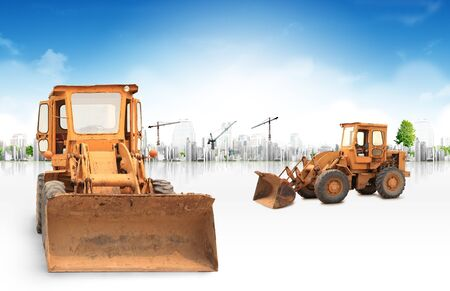 loader concept Stock Photo - 14997001