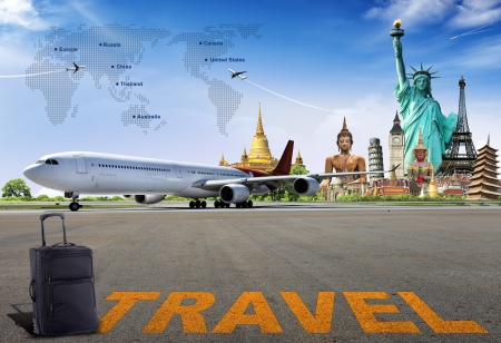 Travel the world Stock Photo - 14997035