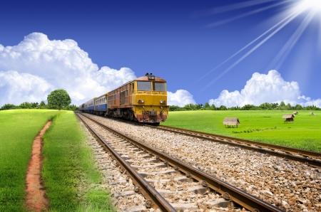 estacion tren: Ver es hermoso en Tailandia Ferrocarril
