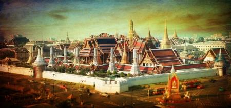 kaew: Wat pra kaew Grand palace at dustt,Bangkok Thailand