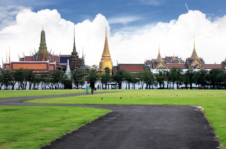 The Grand Palace, Bangkok Thailand photo