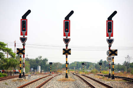 signalling: stop signalling for railway junction