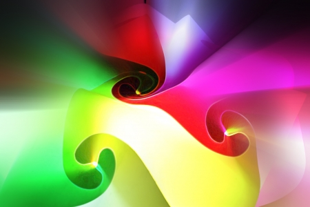 light aura abstract Stock Photo - 17872013