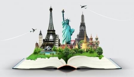 literatura: Libro de viajes
