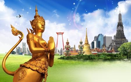 phraya: Thailand travel concept