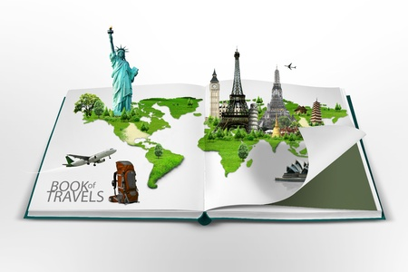 pise: Book of travel