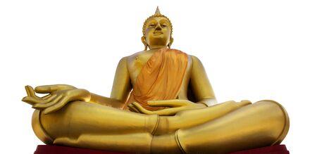 View of buddha statue in Thailand Stock Photo - 20442262