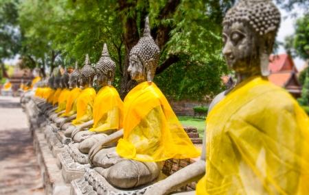 ayuthaya: Temple of Ayuthaya, Thailand