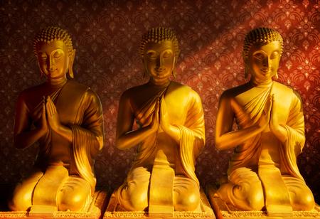 Buddha-Statue, Bangkok Thailand Stockfoto - 23875584