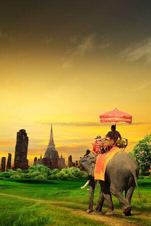 ayuttaya: Travel in Thailand