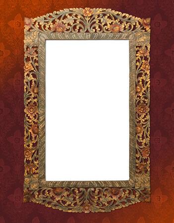 oldened: Vintage picture frame