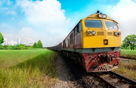Cargo trein